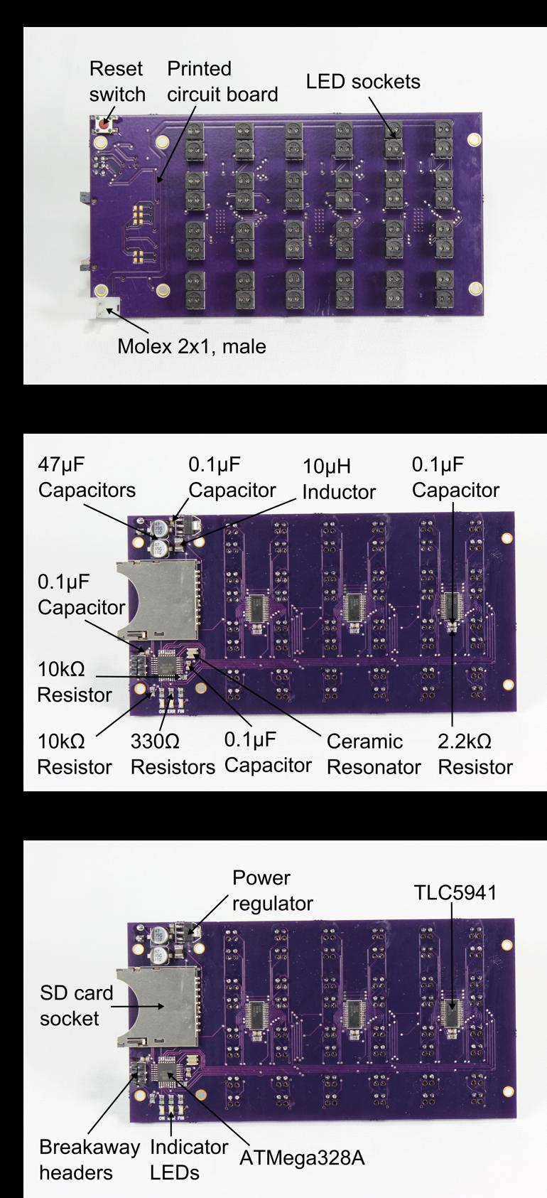 Electronics — Light Plate Apparatus 0 9 documentation